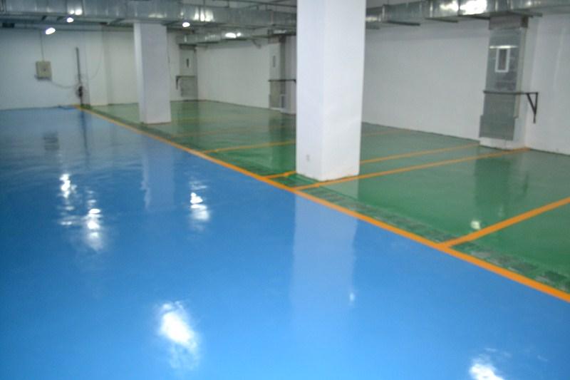 枣庄峄城区公安局办公大楼地下停车场